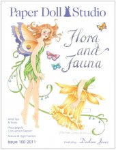 OPDAG - Paper Doll Studio issue 100 - Flora & Fauna