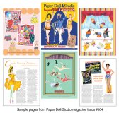 OPDAG - Paper Doll Studio Magazine issue 104