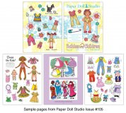 OPDAG - Paper Doll Studio Magazine issue 105