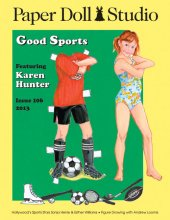 OPDAG - Paper Doll Studio issue 106 - Good Sports