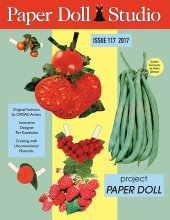 OPDAG - Paper Doll Studio Issue 117 - Project Paper Doll