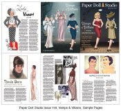 OPDAG - Paper Doll Studio Magazine Issue 118