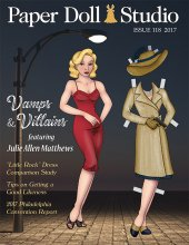 OPDAG - Paper Doll Studio Issue 118 - Vamps & Villains