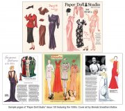 OPDAG - Paper Doll Studio Issue 120 - The 1930s