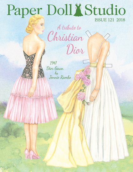 OPDAG - Paper Doll Studio Magazine Issue 121 - Click Image to Close