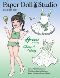 OPDAG - Paper Doll Studio Issue 123 - Green