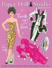 OPDAG - Paper Doll Studio Issue 124 - Favorite TV Shows