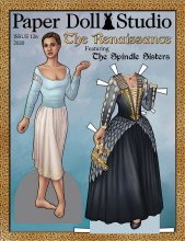 OPDAG - Paper Doll Studio Issue 126 - The Renaissance