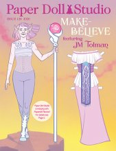 OPDAG - Paper Doll Studio Issue 128 - Make Believe