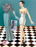 1947 Vogue Paper Dolls by Jim Howard