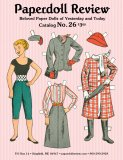Paperdoll Review FULL COLOR Print Catalog