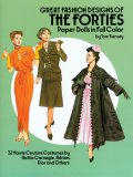 Great Fashion Designs of the Forties