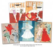 COUTURE: Sublime Fashions of the 1950s Paper Dolls