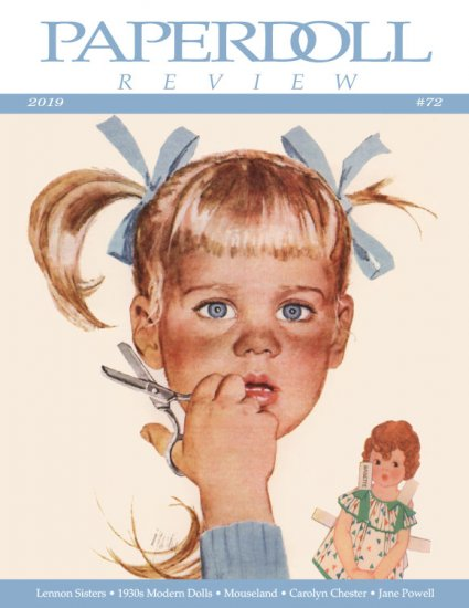 Paperdoll Review Magazine Issue 72 - Click Image to Close