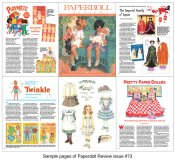 Paperdoll Review Magazine Issue 73
