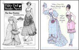 OPDAG - Paper Doll Studio issue 79 - The 1890s