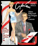 Adrian, Hollywood Designer Paper Dolls by David Wolfe