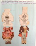 19-Piece Advertising Dolls J&P Coats/ONT Thread - ONE ONLY