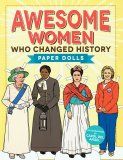Awesome Women Who Changed History Paper Dolls