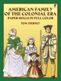 Colonial Family Paper Dolls