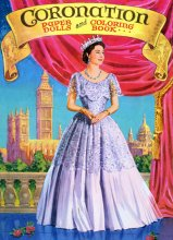 Coronation Paper Doll and Coloring Book