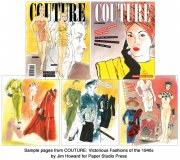 COUTURE: Victorious Fashions of the 1940s