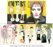 COUTURE: The Other 1960s Paper Dolls