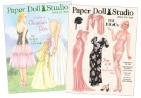 OPDAG Membership and 4-issue subscription Paper Doll Studio
