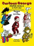 Curious George Paper Doll