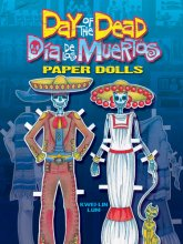 Day of the Dead Paper Dolls