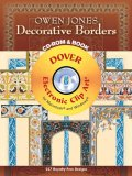 Decorative Borders Book/CD