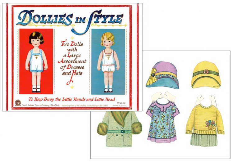 Dollies in Style - Click Image to Close