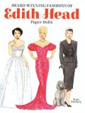 Edith Head Paper Dolls by Tom Tierney