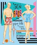 '50s Fads and Fashions Paper Dolls