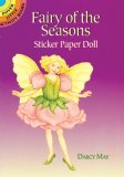 Fairy of the Seasons Sticker Paper Doll
