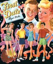 First Date Paper Dolls