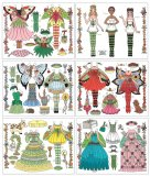 FLUTTER - Paper Dolls from the Land of Faerie
