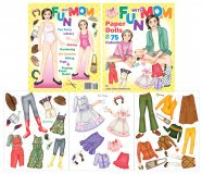 Fun with Mom Paper Dolls