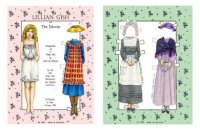 Lillian Gish Paper Doll