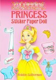 Glitter Princess Sticker Paper Doll