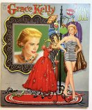 Grace Kelly Paper Dolls - vintage 1956 - ONE ONLY