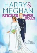 Harry & Meghan Sticker Paper Dolls
