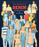 The History of Denim Paper Dolls