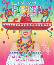 Hollywood Fiesta Paper Dolls