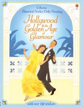 Hollywood & the Golden Age of Glamour Sticker Fashions