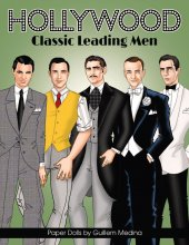 Hollywood Classic Leading Men by Guillem Medina