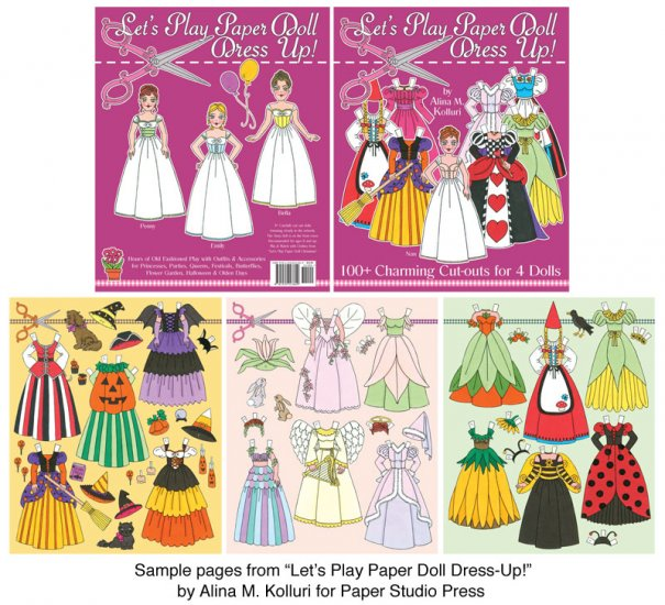 Let's Play Paper Doll Dress Up! - Click Image to Close