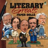 Literary Greats Paper Dolls by Tim Foley