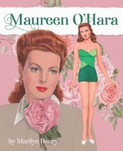 Maureen O'Hara by Marilyn Henry