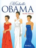 Michelle Obama Paper Dolls by Tom Tierney